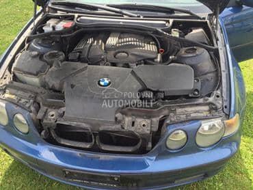 Motor i delovi motora N42 za BMW 316, 318, 320