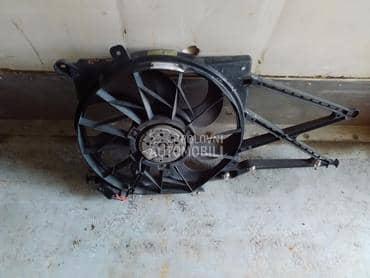 Ventilator vode 1.6/1.8xe za Opel Astra G, Zafira od 1998. do 2003. god.