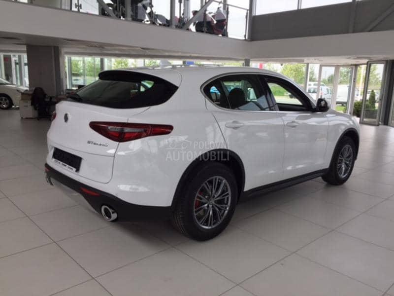 Alfa Romeo Stelvio SUPER  190 AWD AT8