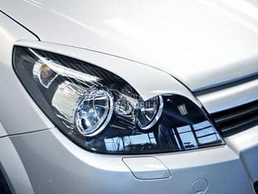 Obrvice farova za Opel Astra H