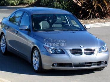 BMW E60 E61 delovi