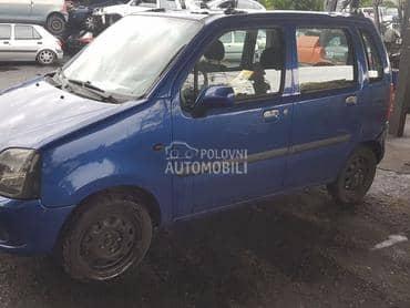 Delovi za Opel Agila