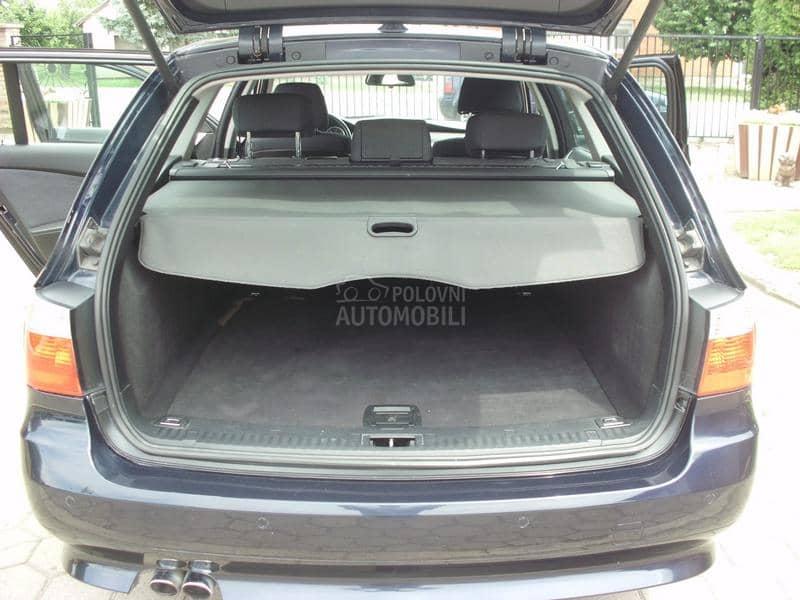 BMW 525 autom.