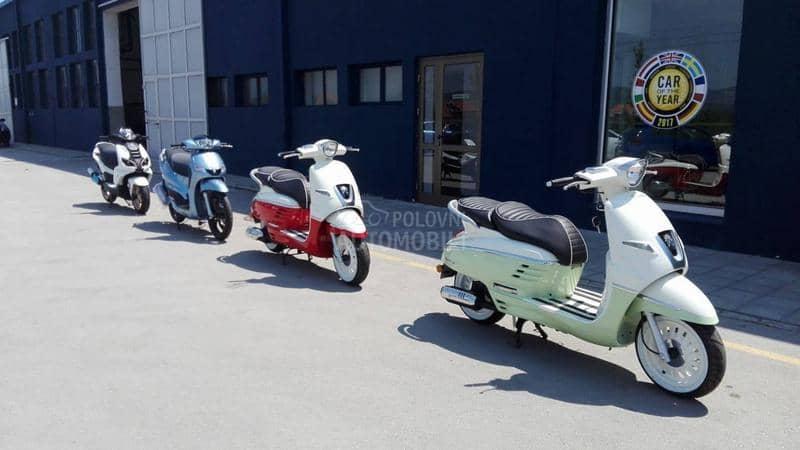 Peugeot DJANGO 2T EVASION
