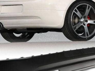 Spojler branika za Volkswagen Golf 5