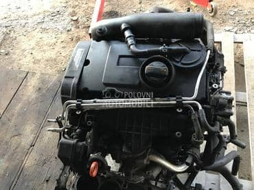 Motor 2.0 16V TDI za Volkswagen Caddy, Golf 5, Golf Plus ...