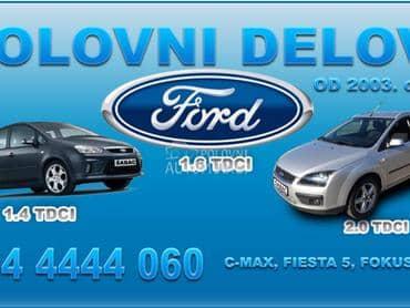 Enterijer za Ford Fiesta