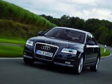 Audi A6 2010. god. - kompletan auto u delovima