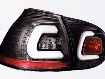 led bar štop za Volkswagen Golf 5 od 2003. do 2008. god.