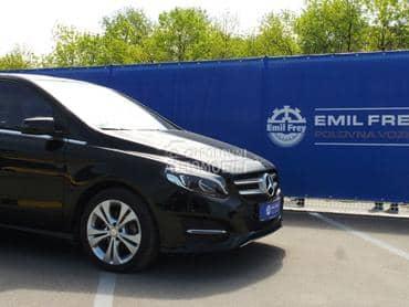 Mercedes Benz B 200 d 4M URBAN
