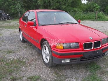 Delovi za BMW 316 1996. god.