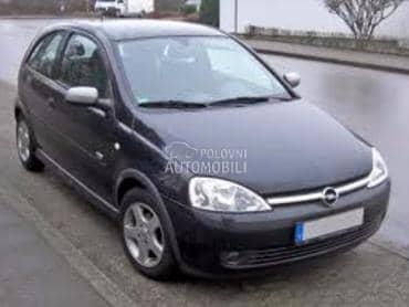 Turbina 1.3 cdti za Opel Corsa C od 1999. do 2014. god.