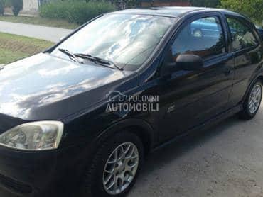 Prednja sofersajbna za Opel Corsa C