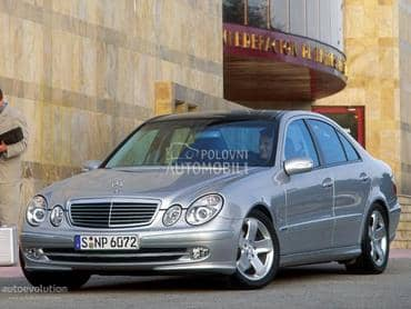 Delovi za Mercedes W211 za 2004. god.