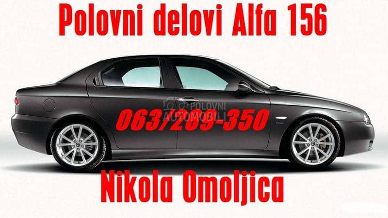Polovni delovi Alfa Romeo