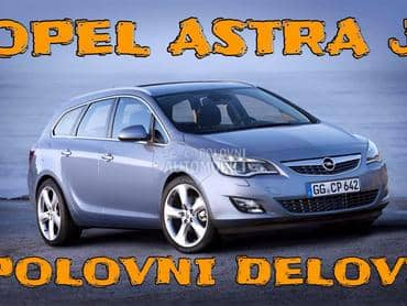 Opel Astra J - kompletan auto u delovima