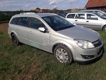 Opel Astra H 1.4 XEP za 2008. god.