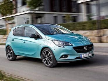 Opel Corsa E - kompletan auto u delovima