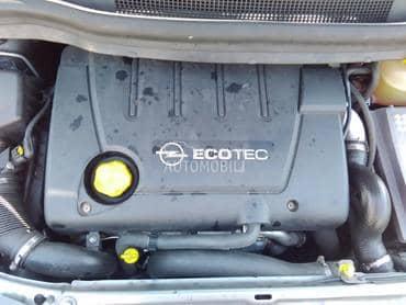 Motor 1.9cdti 88kw za Opel Astra H, Vectra C, Zafira od 2004. do 2012. god.
