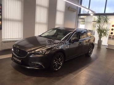 Mazda 6 CD175 AT/REV.T.