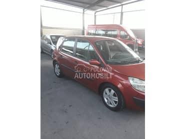 Farovi za Renault Scenic