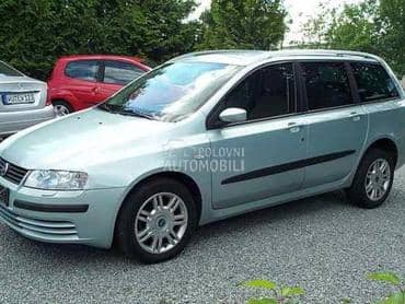 Motori za Fiat Stilo od 2000. do 2007. god.