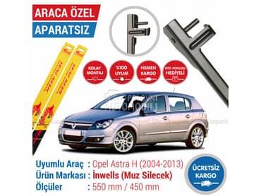 Tipski aero brisaci za Opel Antara, Astra F, Astra G ... od 1998. do 2009. god.