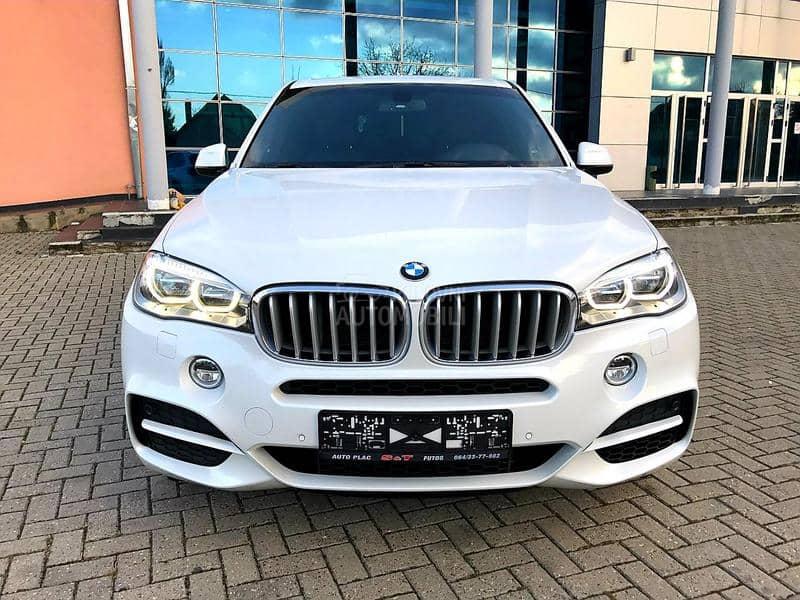 BMW X5 M 50 d F U L L