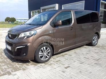 Peugeot Traveller Active 2.0hdi 150
