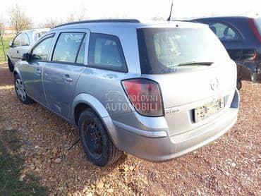 Opel Astra H/1.7cdti/karavan za 2008. god.