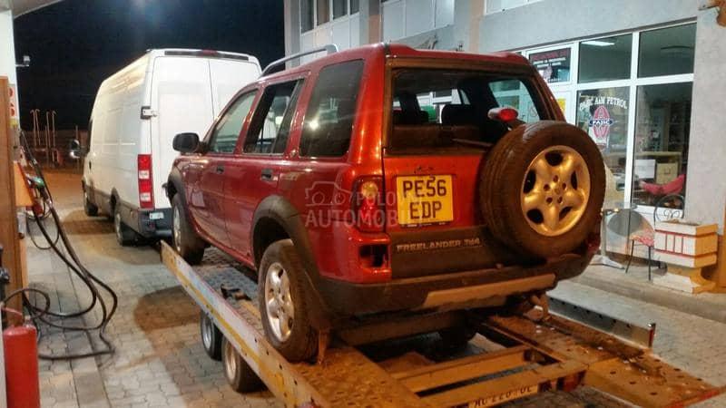 Land Rover Freelander 2001. god. - kompletan auto u delovima