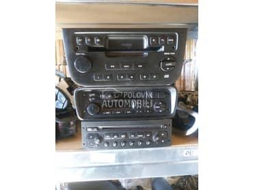 Cd radio za Peugeot 206, 307, 406