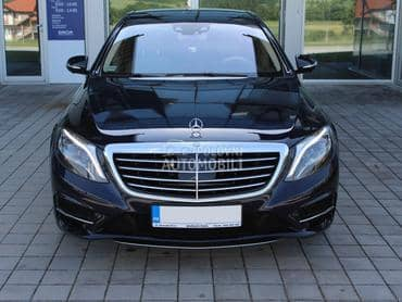 Mercedes Benz S 350 4 MATIC
