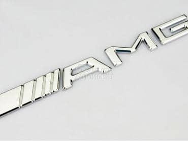 Samolepljivi znak za Mercedes Benz