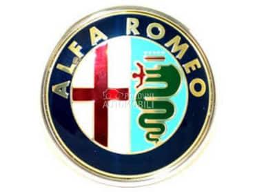 Haube i krila za Alfa Romeo 147 od 2001. do 2007. god.