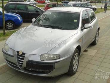 Turbine za Alfa Romeo 147 od 2000. do 2008. god.