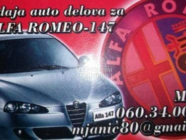 Menjac za Alfa Romeo 147 od 2001. do 2007. god.