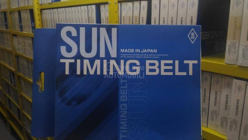 Zupčasti kaiš SUN Japan