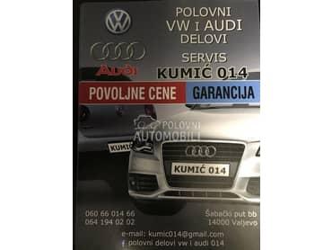 Delovi za Volkswagen Passat B6