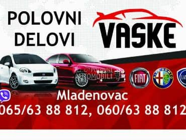 Menjac za Alfa Romeo 147, 156, 159 od 2000. do 2012. god.