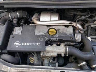 Motor za Opel Astra G od 2001. do 2004. god.