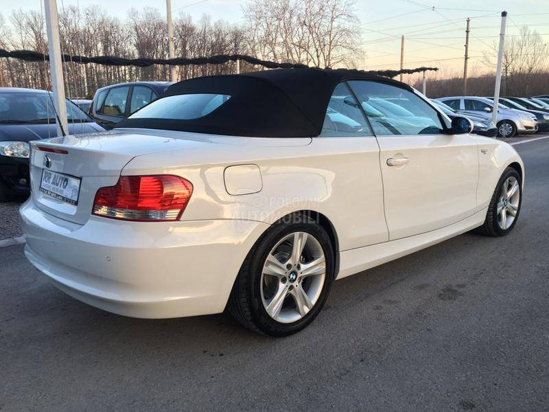 BMW 120 K A B R I O L E T