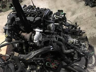 Motor 1.6 tdci 90ks za Ford Focus od 2005. do 2008. god.