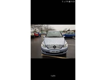 Turbina za Mercedes Benz B 150, B 160, B 170 ... od 2006. do 2008. god.