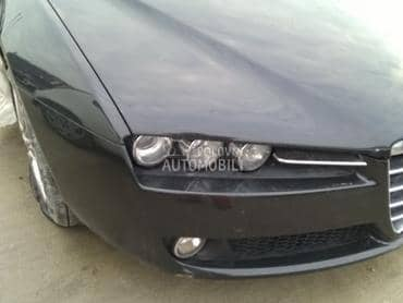 Delovi za Alfa Romeo 159