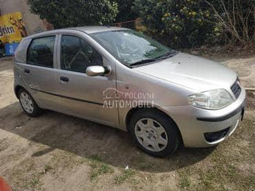 Menjaci za Fiat Punto od 2000. do 2010. god.