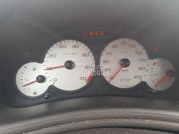 Kilometar sat za Peugeot 206 od 2000. do 2003. god.
