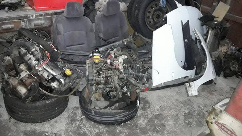 Motor 1.5 DCI