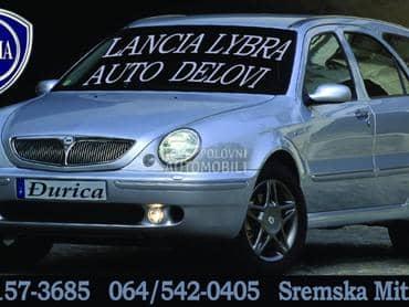 Vetrobransko staklo za Lancia Lybra od 1999. do 2006. god.