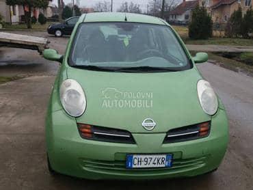 Nissan Micra 2006. god. - kompletan auto u delovima